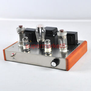 Details about Class A Single Ended FU50 6N8P Tube Audio Amplifier 13W*2  HIFI Valve Amp DIY Kit