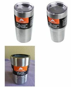 Ozark Stainless Steel Insulated Thermos Travel Tumbler Cup