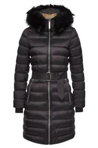692591b4105 Image is loading NEW-BURBERRY-CURRENT-LIMEHOUSE-BLACK-DETACH-SHEARLING-DOWN-