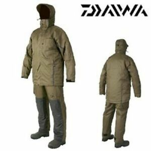 Daiwa Retex Waterproof Thermal 2 Piece Suit SIZE LARGE