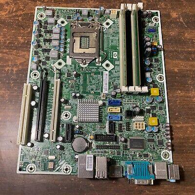 HP Compaq 500B MT PC LGA775 DDR3 Intel Motherboard P//N 582679-001 w// CPU