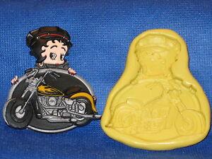Big Hero 6 Hero Hamada 2D Silicone Mold #705 for Candy Cake Chocolate Resin Clay