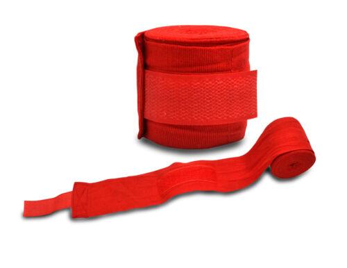 Professional Boxing Pugno Mano Wrap Bendaggio polso punzonatura Guanti di protezione