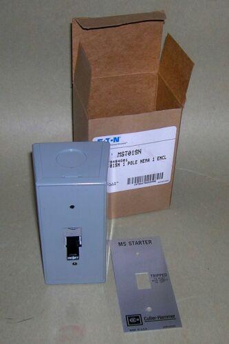 Eaton Cutler-Hammer #MST01SN Single-Pole Motor Starters in Nema 1 Enclosure
