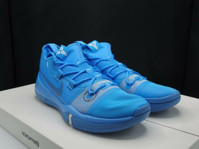 "Exodus Team Bank /""University Blue/"" AT3874-405 Size 7-12 New Nike Kobe A.D"