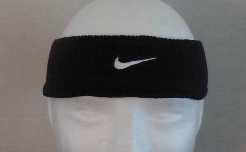 Nike Drifit Bandeau 2.0 Tennis Basketball Noir/Blanc Hommes Femmes