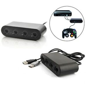 4-Port-GC-Gamecube-Controller-to-USB-Adapter-Converter-For-Nintendo-Wii-U-PC-NGC