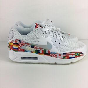 0958ee430d Nike Air Max 90 FIFA World Cup International Flag Size 8 In Men's ...