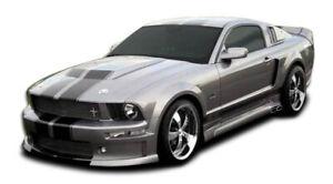 05 09 Ford Mustang Cvx Duraflex Full Body Kit 104871 Ebay