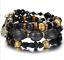 Boho-Multilayer-Natural-Stone-Bead-Tassel-Pendant-Chain-Bracelet-Charm-Women-Set thumbnail 27
