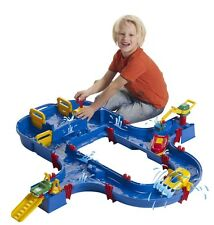 NEW Aquaplay SUPER SET 1m x 1m Indoor water play toy (520) by Smoby