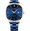 Indexbild 12 - Herrenuhr Relojes de Hombre Edelstahl Quarz leuchtende Klassische Uhren