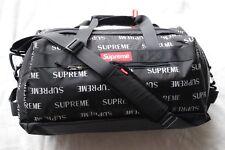 2016 Supreme FW Duffle Bag Black