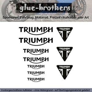 Triumph-Autocollant-Set-selecteur-de-couleurs-Moto-Bike-Custom-Sticker-Decalque-Choix-De-Couleur