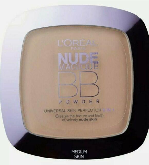 LOreall Nude Magique BB Cream Medium Skin Tone 5 in 1