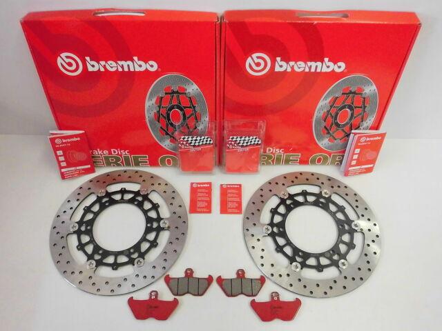 Brembo Bremsscheibe Bremse hinten BMW R 1150 GS R RS RT Sinter Bremsbeläge