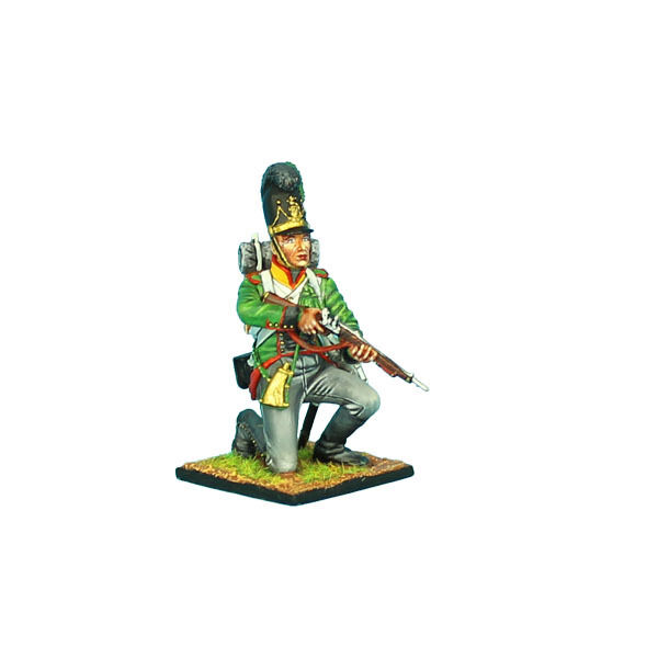 First Legion  NAP0442 Bavarian Tirailleur Kneeling - 6th Light Battalion