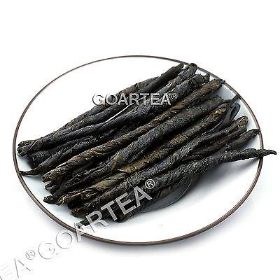Premium Organic Spike Kuding Ku Ding Bitter Large-leaf Herbal Chinese Green Tea
