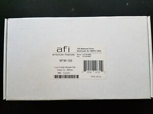 NEW AFI American Fibertek MTM-100 Low Profile Module FMVideo