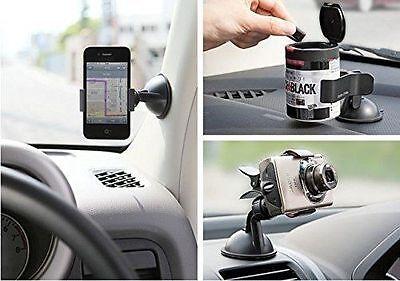 Universal 360° Rotation Car Mount Holder Windshield Bracket for GPS Mobile Phone