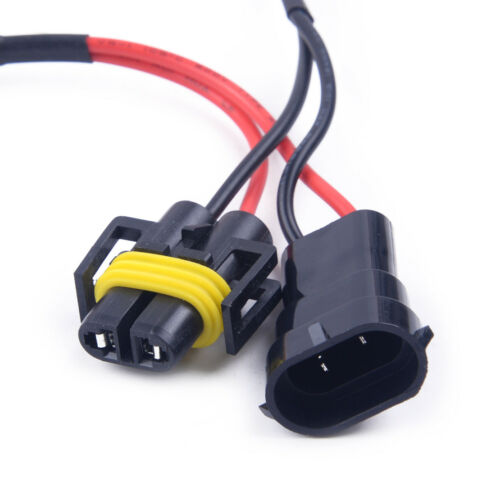 2x H8//H11 LED DRL Fog Light Canbus 50W Load Resistors Error Free Decoder Cancel`