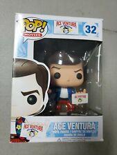 Ace Ventura Pet Detective Funko POP #32 Vaulted OOB LOOSE