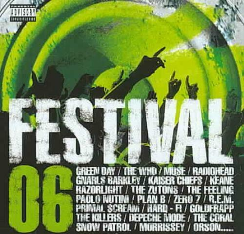 VARIOUS ARTISTS - FESTIVAL 06 [#1] [PA] NEW CD