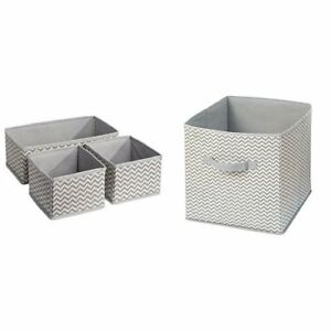 Image Is Loading Closet Storage Set Cube Dresser Drawer Organizers