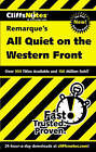 Notes on Remarque's  All Quiet on the Western Front by Susan Van Kirk (Paperback, 2000)