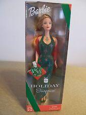 Barbie Holiday Surprise, Vintage 1997, NRFB, Christmas
