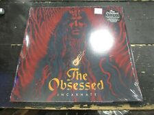 THE OBSESSED Incarnate RSD 2020 10/24 LP Red Black Marbled VINYL Record NEW