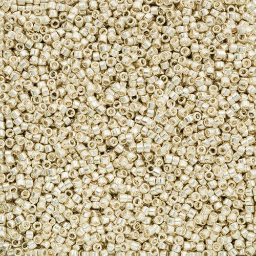 Toho 11//0 Treasure Seed Beads TT-01-558 Galvanised Aluminium 7.8g Q63//4