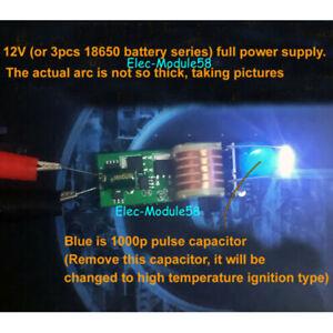15KV-High-Voltage-Generator-Step-up-Inverter-Arc-Igniter-Coil-Module-DC-5V-FU