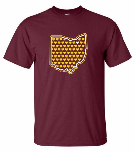 Cleveland Love T-Shirt S M L XL 2XL 3XL 4XL ohio cavs cavaliers champs champions