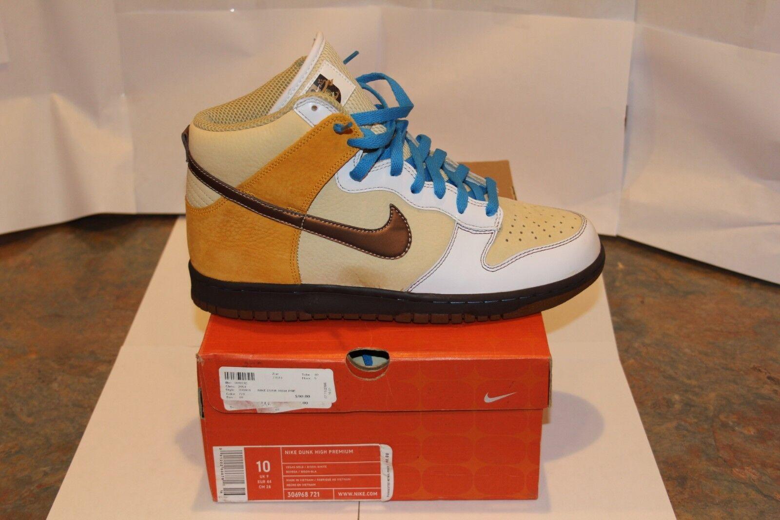 Nike Nike Nike Dunk High Premium Vegas comodo precio de temporada corta, beneficios de descuentos acc24c