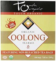 Touch Organic Tea, Cube Oolong, 100 Count , New, Free Shipping on sale