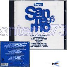 SANREMO 96 CD SIGILLATO AMBRA ELIO SYRIA PAOLA TURCI
