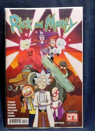 Rick and Morty Issue #44 1st Print *We Combine Shipping*