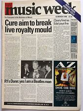 MUSIC WEEK MAGAZINE 16 MARCH 1996 AWARDS ISSUE   LS