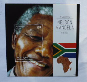 2013-St-VINCENT-amp-GRENADINES-NELSON-MANDELA-MEMORIUM-MUSTIQUE-STAMP-MINI-SHEET