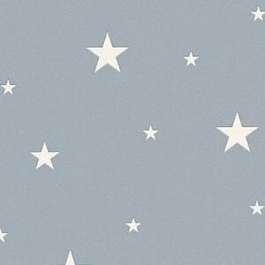 Details About Glow In The Dark Stars Wallpaper Childrens Kids Wallpaper A S Creation 32440 3