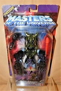 """Masters of the Universe Deluxe 200x /""""BATTLE ARMOR squelettor/"""" Masters of the Universe"""