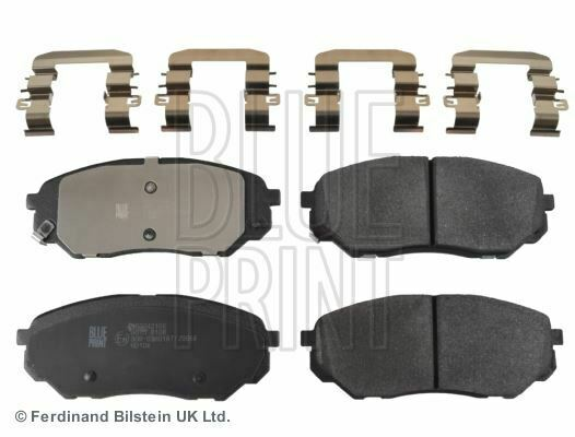 Brake Pads Set Front ADG042166 Blue Print 58101C5A70 Genuine Quality Replacement