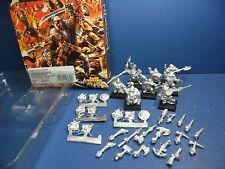 RAR! 8 Mordheim Dwarf Treasure Hunters der Zwerge