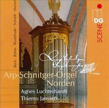 Arp Schnitger Organ Norden 3, New Music