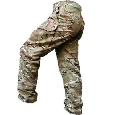 BRITISH ARMY MTP TROUSERS NEW GENUINE ISSUE MULTICAM AIROSOFT CADET FISHING