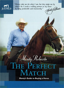 Perfect-Match-by-Monty-Roberts-DVD-BRAND-NEW
