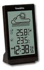 Estación Meteorológica Digital Con Temperatura Interior & Inalámbrico Exterior