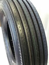 (2-TIRES) 295/75R22.5 ROAD WARRIOR NEW STEER TIRES 16 PLY 295 75 R22.5
