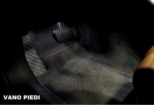 KIT INTERNI LED COMPLETO WHITE LIGHT 6000K FIAT PUNTO 199 EVO